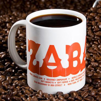 ゼイバーズのマグカップ