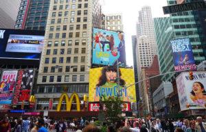 ニューヨークでおすすめのショー(1)