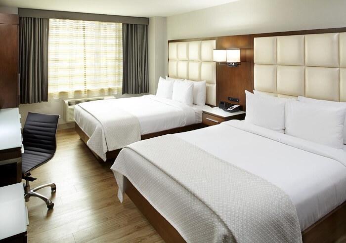 ニューヨークのおすすめホテル