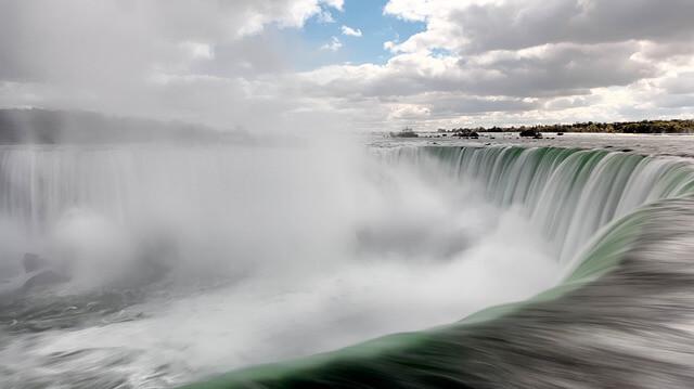 ナイアガラの滝(ニューヨークから行けるツアー)1
