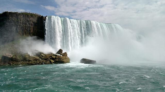 ナイアガラの滝(ニューヨークから行けるツアー)6